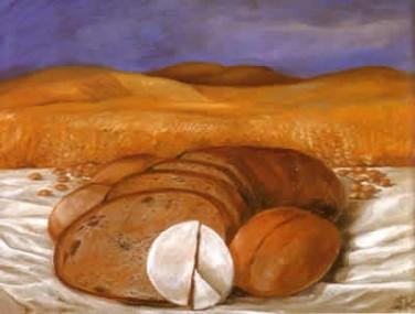 Erstkommunion Thema Brot